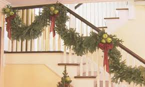 decorating with garland