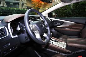 2017 nissan murano platinum interior 2015 nissan murano platinum awd 123