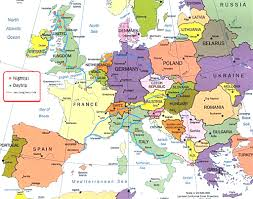 map to europe map of europe member states the eu nations project cool at