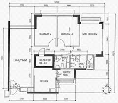 floor plans for 2d geylang serai s 406002 hdb details srx property