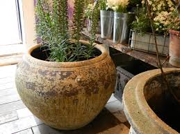 planters astounding large pottery planters large pottery