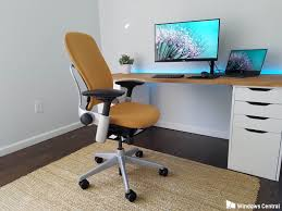 Best Computer Desk Chairs Best Office Chairs For Home And Work In 2018 Windows Central