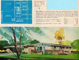 mid century house plans dream home pinterest mid century