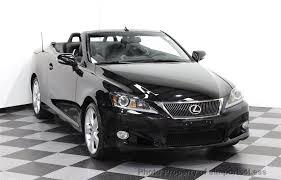 lexus is 250 convertible 2011 used lexus is 250c certified lexus is250c navigation