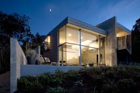 sonoma guest house featured on archdaily michael walch