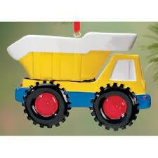 kimball dump truck ornament
