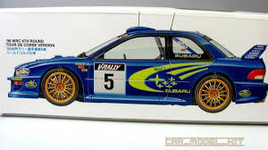 subaru rally decal subaru impreza wrc 99 tamiya car model kit com