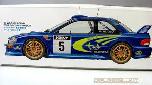 subaru rally decal subaru impreza wrc 99 tamiya car model kit com
