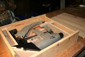 Free Wooden Tool Box Plans by Custom Tool Box Unknown Dog