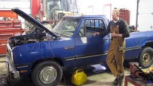 Dodge Ram Truck Used Parts - 1985 dodge ram with a 5 9 l cummins u2013 engine swap depot