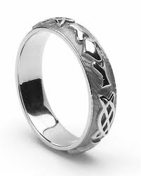 claddagh wedding ring celtic wedding rings ls wed243