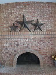 diy brick fireplace remodel 70s brick fireplace makeover reface