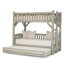 Best  Bunk Bed With Trundle Ideas On Pinterest Built In Bunks - Wooden bunk bed with trundle