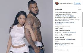 the game apologizes for using nicki minaj u0027s name in meek mill diss
