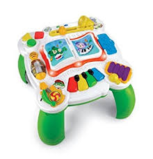 learn and groove table leapfrog learn groove musical table green amazon co uk toys