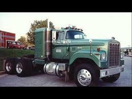 dodge semi trucks dodge big horn