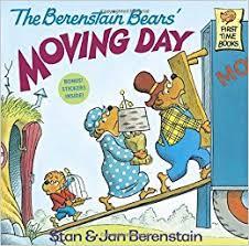 berestein bears the berenstain bears moving day stan berenstain jan berenstain