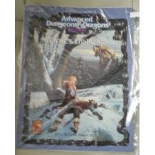 Challenge Used Advanced Dungeons Dragons 2nd Edition Cleric S Challenge Hhq4 Used