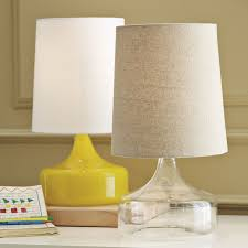Clear Glass Table Lamp Perch Table Lamp Clear West Elm