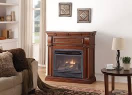 gas fireplace stove binhminh decoration
