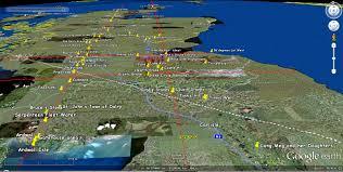 Gennesaret Map Roselinedavinci Mungo Line U0026 Roseline Unites Edinburgh U0026 Glasgow