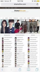 dramafire cannot open sites apps to watch korean dramas shows k drama amino