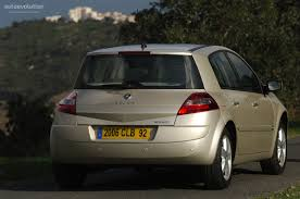 renault megane 2006 renault megane 5 doors specs 2006 2007 2008 autoevolution