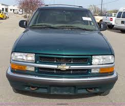 1998 chevrolet blazer lt suv item j4223 sold april 20 v