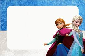 frozen birthday with snow free printable invitations is it for