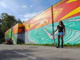 student teaches herself to skateboard rises to queen wuft news