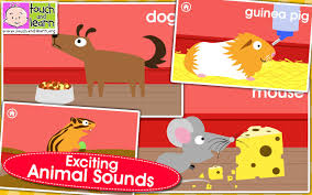 peekaboo pets for kids android apps on google play