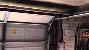 Overhead Door Hinges Sneaky Low Overhead Garage Door Hinges
