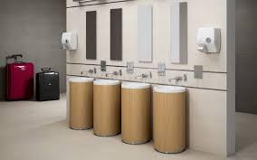decorating ideas for your bathrooms with iris ceramica collections urban style