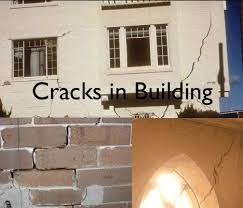 Different Types Of House Foundations Reasons Of Cracks In Buildings Prevention Of Cracks In Building