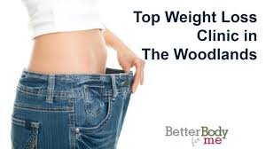 weight loss clinic the woodlands tx better body for me youtube