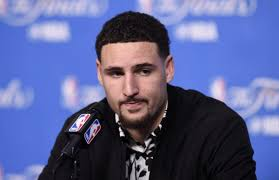halloween party cleveland klay thompson gives peak klay response to anti warriors cookies at