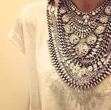 jewelry statement necklace images Jewels necklace bold statement necklace diamonds jewelry jpg