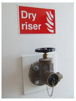 Dry Riser Cabinet Dry Risers Assured Fire And Security
