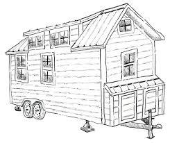 tiny house on wheels skillshare projects