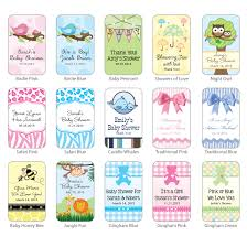 personalized baby shower favors personalized baby shower sanitizer with carabiner baby