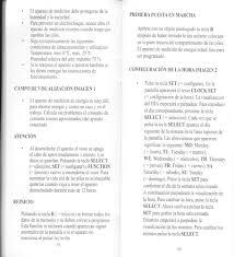 user manual of a power meter