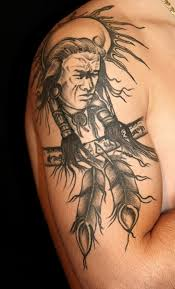 american indian tribal tattoo meanings