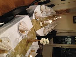 Gold Table Setting by Gold U0026 Champagne Party Creative Pink Butterfly