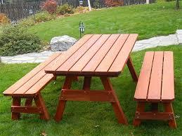 Picnic Table Bench Combo Plan Folding Picnic Table Bench Plans Picnic Table Bench Combo Plans