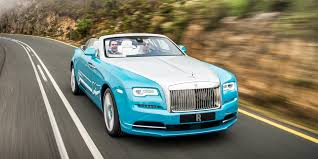roll royce future car the rolls royce dawn is elegance in excess