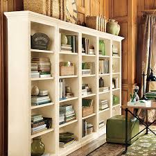 Pretty Bookcases The Yellow Cape Cod Subtly Feminine Home Office