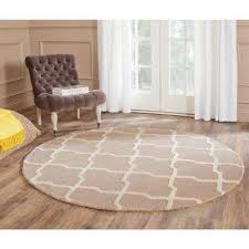B And Q Rugs Round 7 U0027 And Larger Area Rugs Rugs The Home Depot