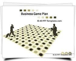 business gameplan template