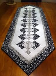 seminole table runner trilhos mesa pinterest patchwork