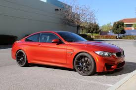 stanced bmw m4 dinan high performance adjustable coil over suspension system for
